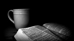 Coffee with Bible